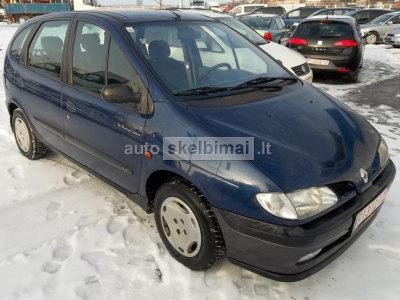 Renault Scenic 1998 m., Vienatūris