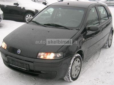 Fiat Punto 2003 m., Hečbekas
