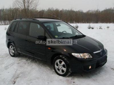Mazda Premacy 2003 m., Vienatūris