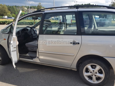 Volkswagen Sharan 1998 m., Hečbekas